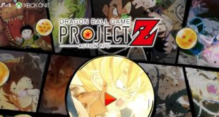 Dragon Ball Project Z : Le site officiel est ouvert