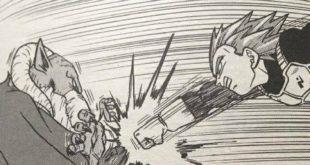 Dragon Ball Super Chapitre 44 : Premières images