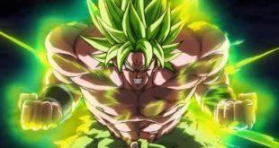 Dragon Ball Super Broly est le 3ème anime ayant réalisé le plus d'entrées de tous les temps aux US