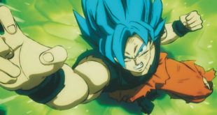 Dragon Ball Super Broly était 3ème ce week-end au Box-office US avec 10 Millions de Dollars