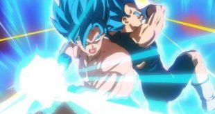 Dragon Ball Super BROLY : Des avant-premières arrivent dans les cinémas CGR