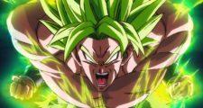 Dragon Ball Super BROLY aura son avant-première au Grand Rex