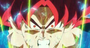 Dragon Ball Super BROLY : Goku passe en Super Saiyan Blue dans un nouvel extrait