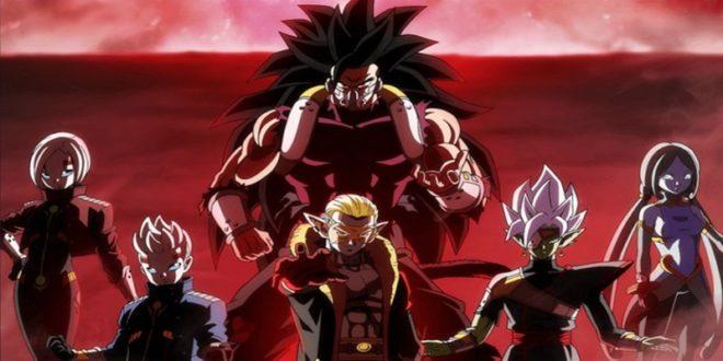 Super Dragon Ball Heroes : Histoire et biographies des personnages de l'arc Conflit Universel