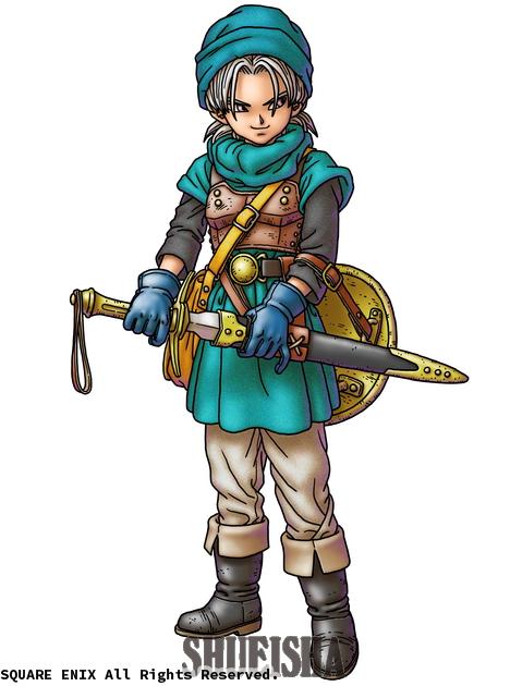 Presque toutes les œuvres d'Akira Toriyama – Semaine du 28 janvier au 3 février 2019 - Dragon Quest VI