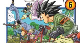 Dragon Ball Super : Le tome 6 disponible aujourd'hui en France