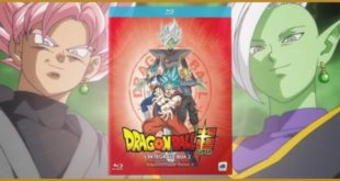Dragon Ball Super : La partie 2 DVD et Blu-ray repoussée au 24 avril 2019
