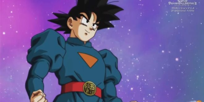 Super Dragon Ball Heroes Épisode 8