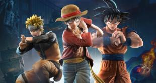 JUMP FORCE : Le roster de base est complet selon Bandai Namco