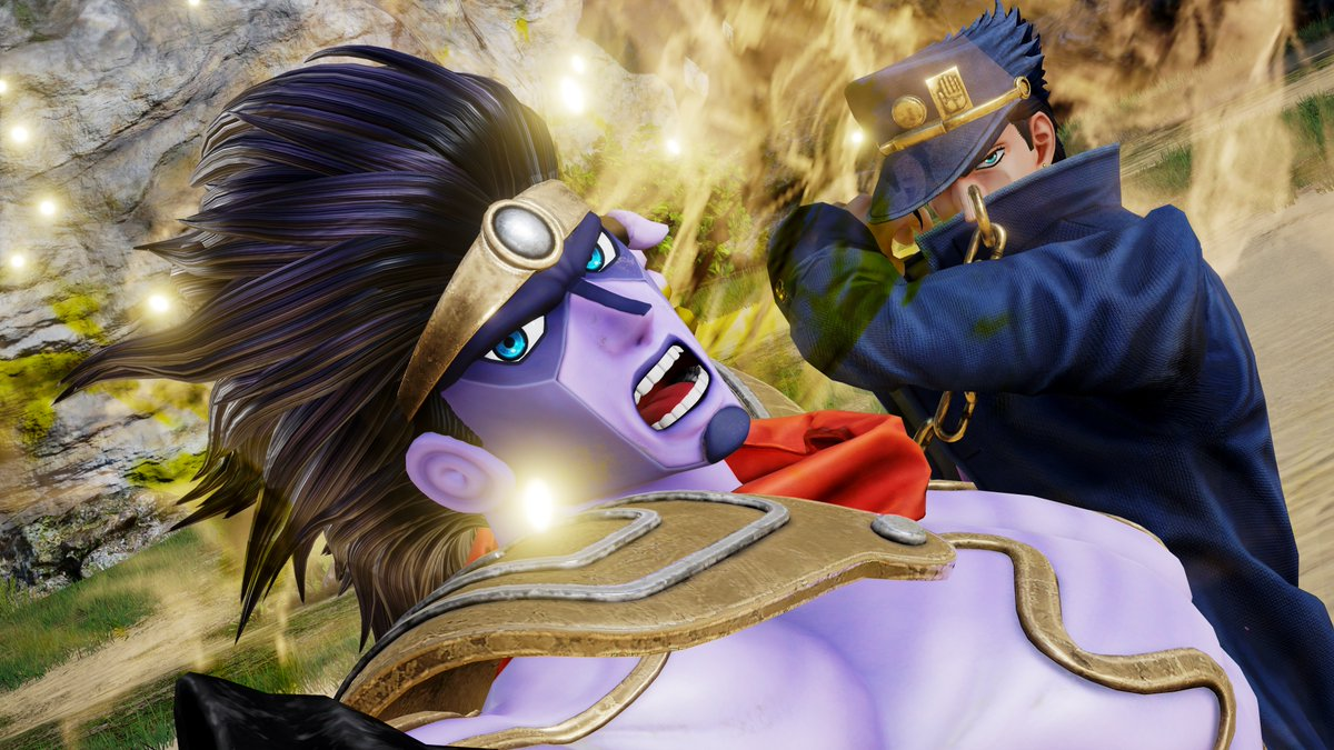 Jump Force Jotaro Dio