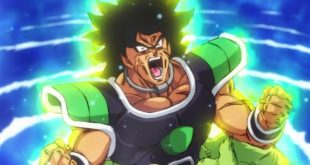 Dragon Ball Super Broly a remporté 29 millions de dollars en Amérique du Nord