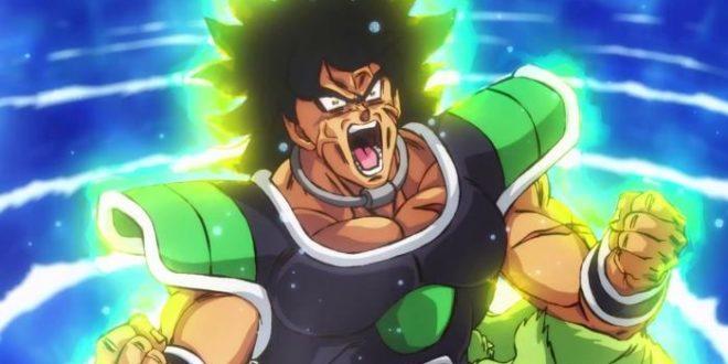 Dragon Ball Super Broly a remporté 29 millions de dollars en Amérique du Nord