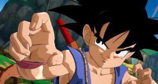 Dragon Ball FighterZ : Goku enfant (GT) en images
