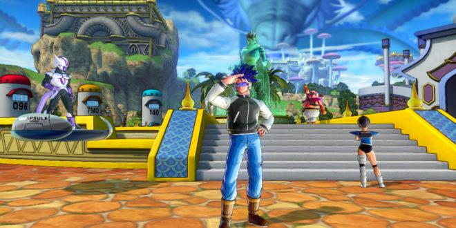 Dragon Ball Xenoverse 2 (PS4) migre vers un nouveau serveur