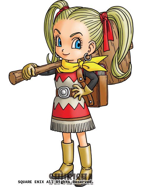 Presque toutes les œuvres d'Akira Toriyama – Semaine du 4 au 10 mars 2019 - Dragon Quest Builders 2