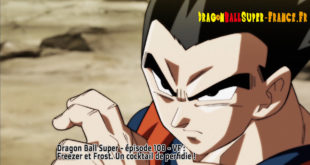 Dragon Ball Super Épisode 108 : Diffusion française