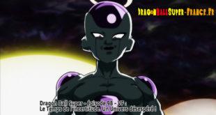 Dragon Ball Super Épisode 98 : Diffusion française