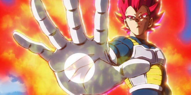 Dragon Ball Super BROLY : Plus de 400 000 entrées après une semaine en France