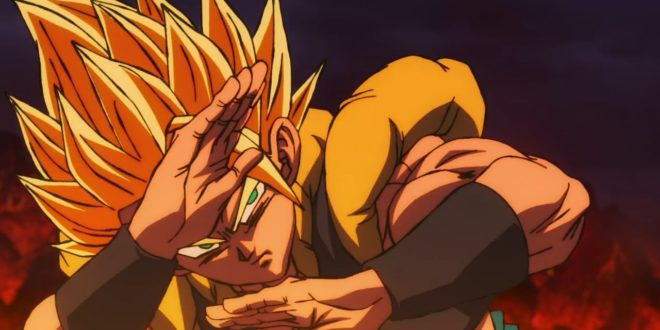 Dragon Ball Super BROLY : Déjà près de 350 000 entrées en France