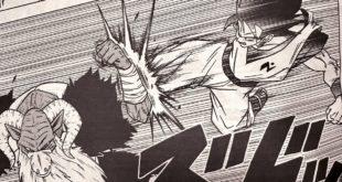 Dragon Ball Super Chapitre 46 : Encore de nouvelles images