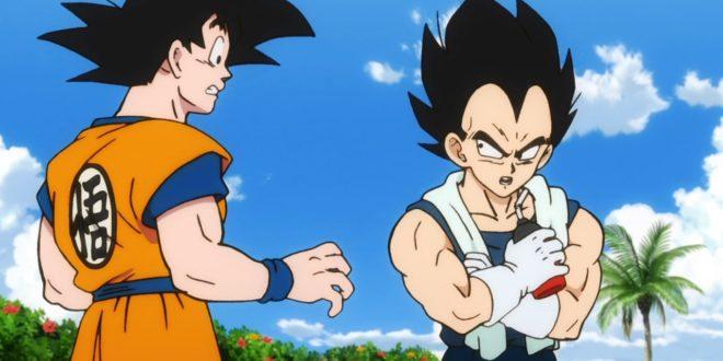 Dragon Ball Super BROLY : Nouvel extrait en VF