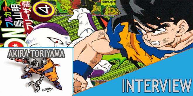 Interview d'Akira Toriyama - Battle of Gods et Super Saiyan God