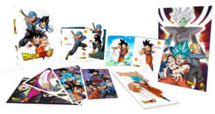 Dragon Ball Super : Le coffret collector de la partie 2 en DVD et Blu-ray se dévoile