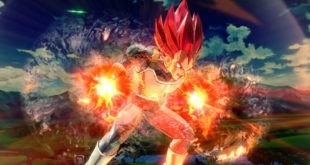 Dragon Ball Xenoverse 2 : Nouvelles images de Vegeta Super Saiyan God