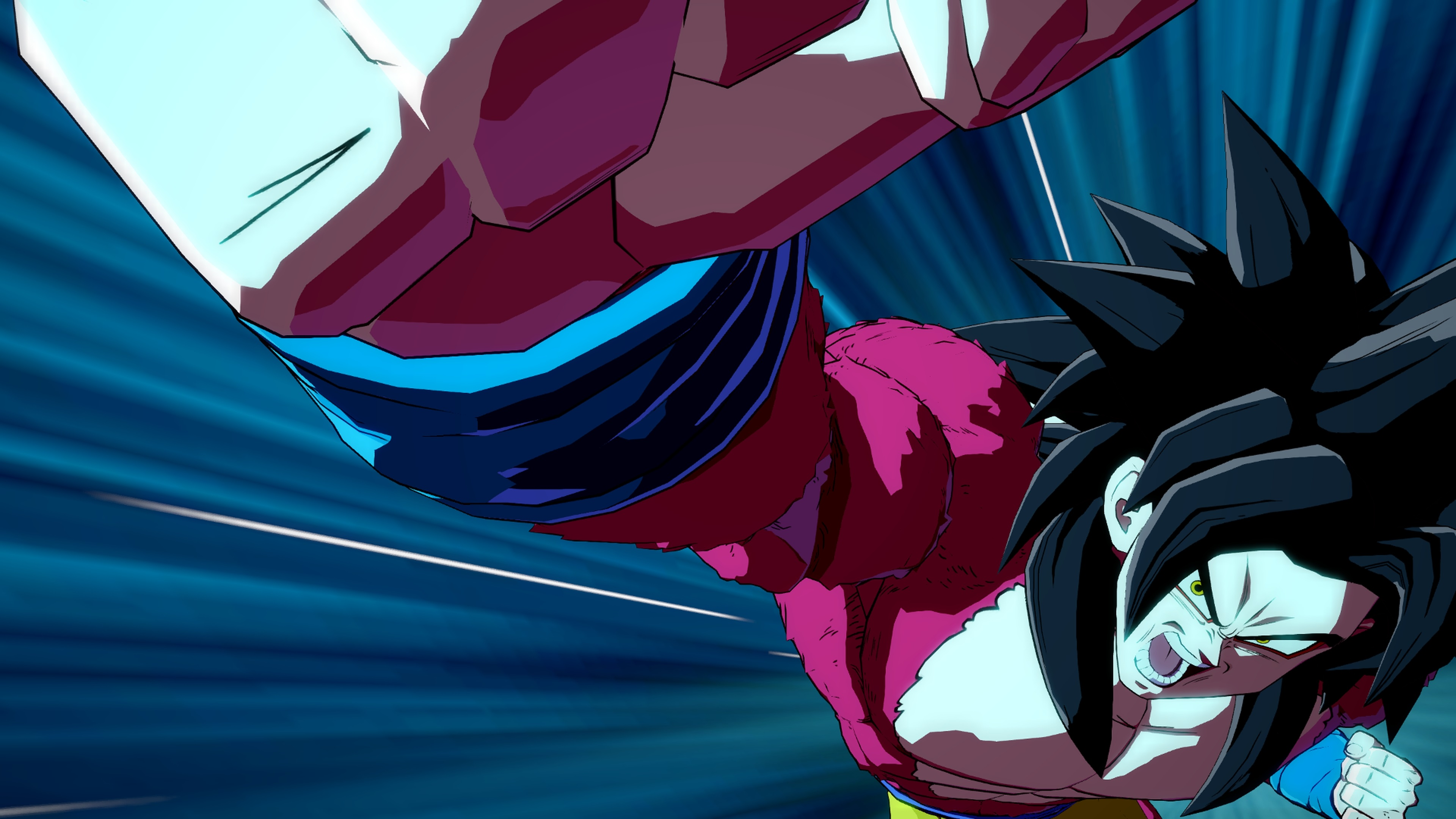 Dragon Ball FighterZ : L'attaque météore de Goku GT en images
