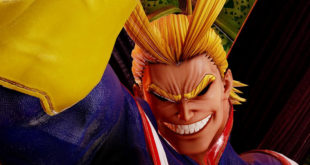JUMP FORCE : All Might (My Hero Academia) annoncé en DLC