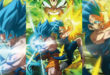 Dragon Ball Super BROLY : La couverture japonaise de l'anime comics