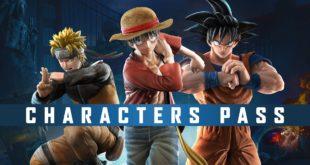 JUMP FORCE : Tous les personnages du Character Pass dévoilés