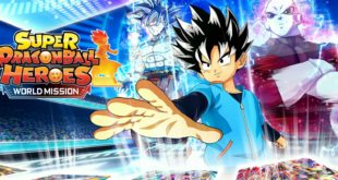 Super Dragon Ball Heroes World Mission : La démo annoncée en Occident
