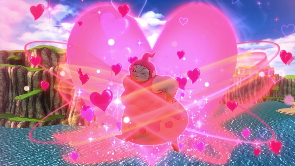 Dragon Ball Xenoverse 2 : Premières images de Ribrianne