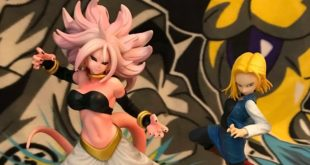 "Unboxing de C18 et C21 de la Ichiban Kuji ""Dragon Ball THE ANDROID BATTLE x DB FighterZ"""