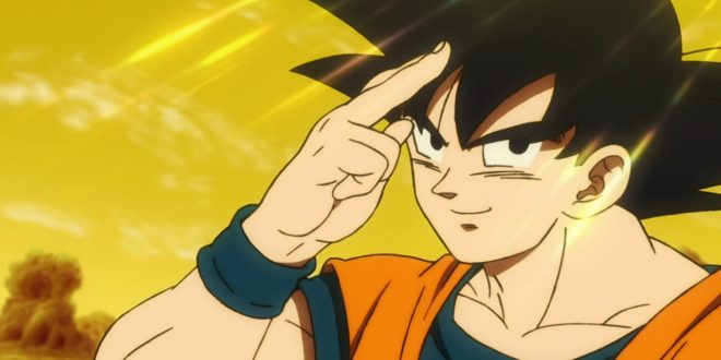 Interview d'Akira Toriyama dans l'Anime Comics Dragon Ball Super BROLY