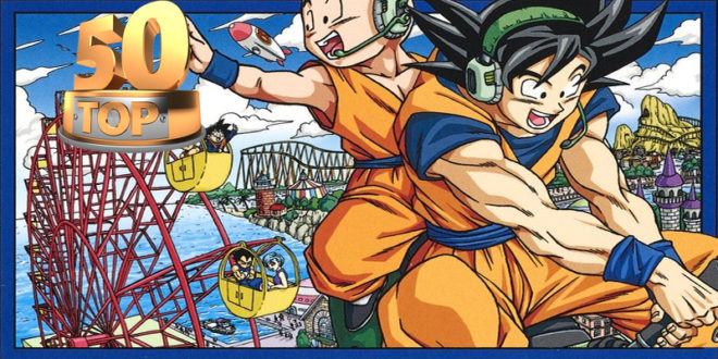 Dragon Ball Super dans le TOP 50 des mangas les plus vendus au Japon au 1er semestre 2019