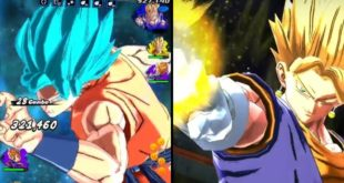 Dragon Ball Legends : Goku Blue, Vegeta Blue et Vegetto pour le premier anniversaire du jeu