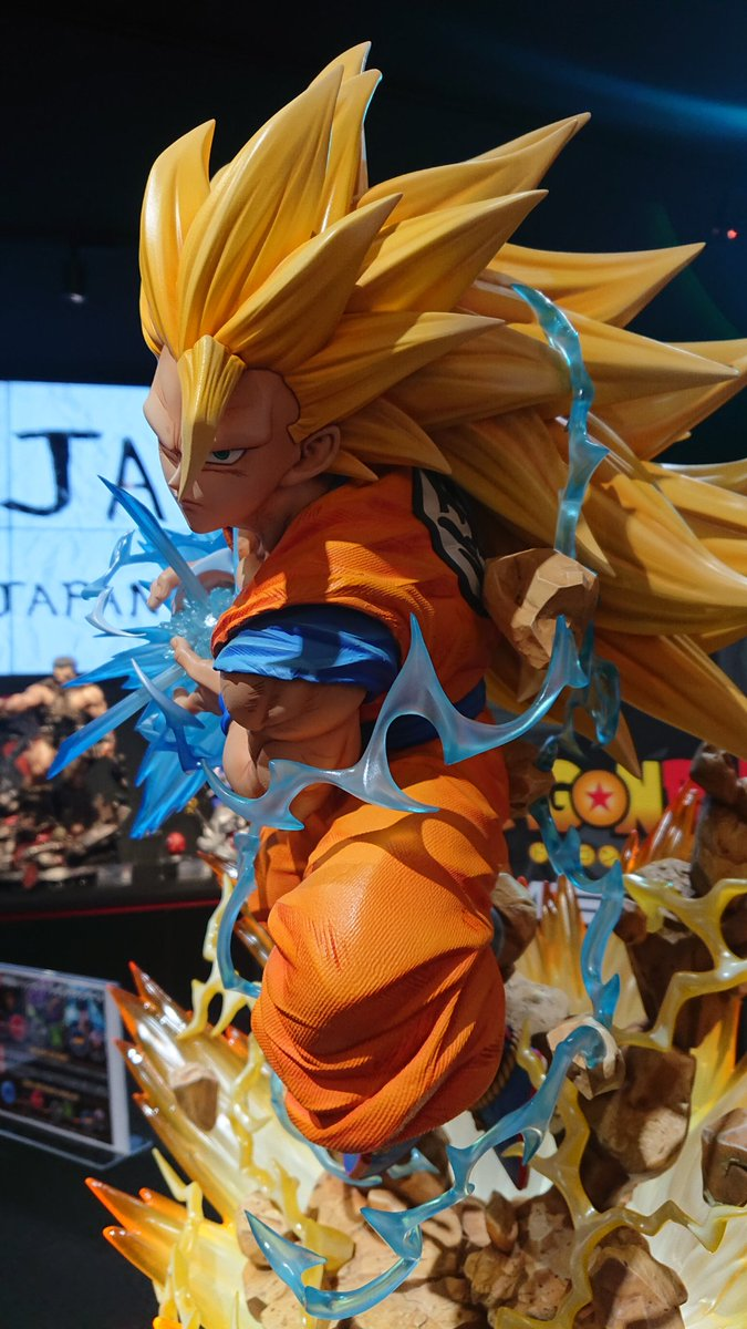 Goku SSJ3 Prime One Studio X MegaHouse