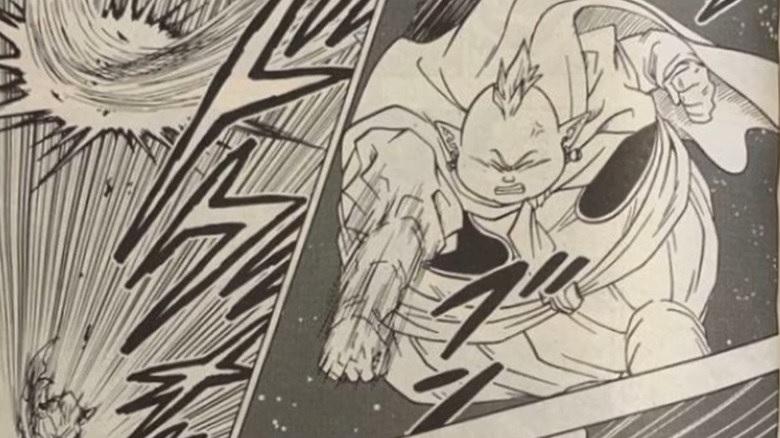 Dragon Ball Super Chapitre 49 : Encore de nouvelles images