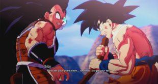 Nouvelles images de Dragon Ball Z : Kakarot