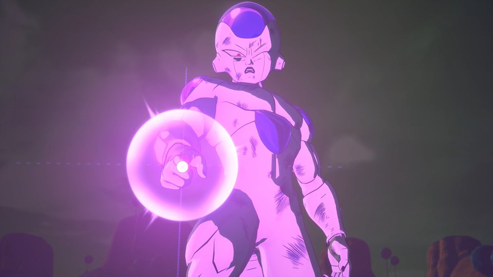 Nouvelles images de Dragon Ball Z Kakarot