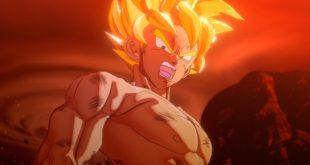 Nouvelles images HD pour Dragon Ball Z Kakarot