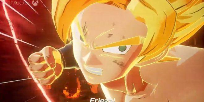 """Dragon Ball Project Z devient """"Dragon Ball Z : Kakarot"""" et s'offre un nouveau trailer"""