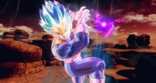 Dragon Ball Xenoverse 2 : Nouvelles images de Vegeta SSGSS Evolution
