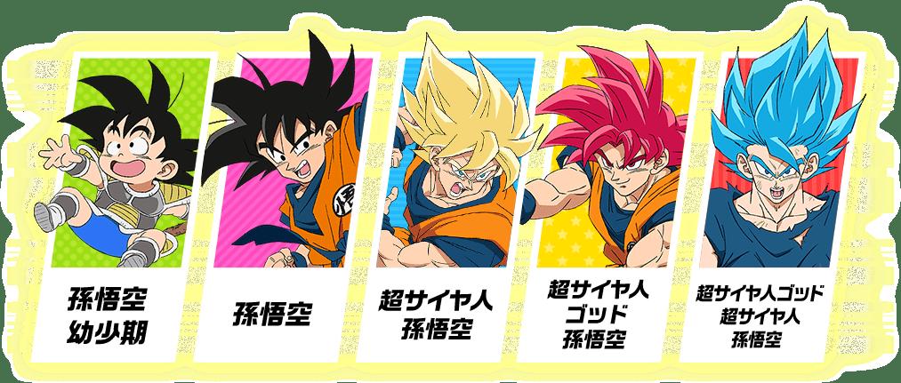 Concours Gokû Day : Le Gokû préféré des japonais est Gokû Super Saiyan