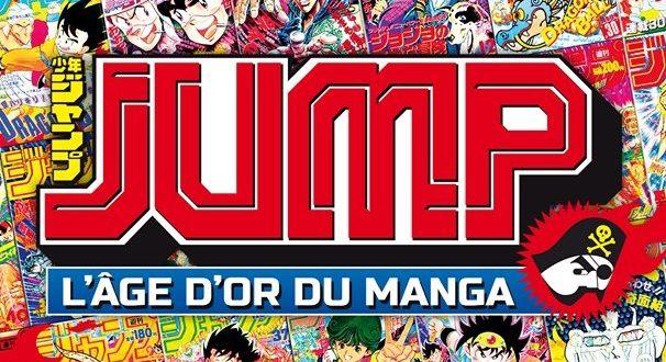 Jump - L'âge d'or du manga le 4 juillet chez Kurokawa