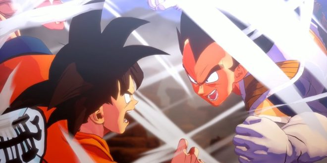 Dragon Ball Z Kakarot : Interview du directeur et du producteur