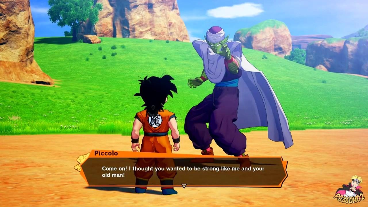 Dragon Ball Z Kakarot : Nouvelles images des alliés de Goku
