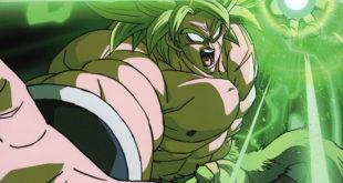 Dragon Ball super Broly est le deuxième anime le plus vendu au premier semestre 2019 au Japon